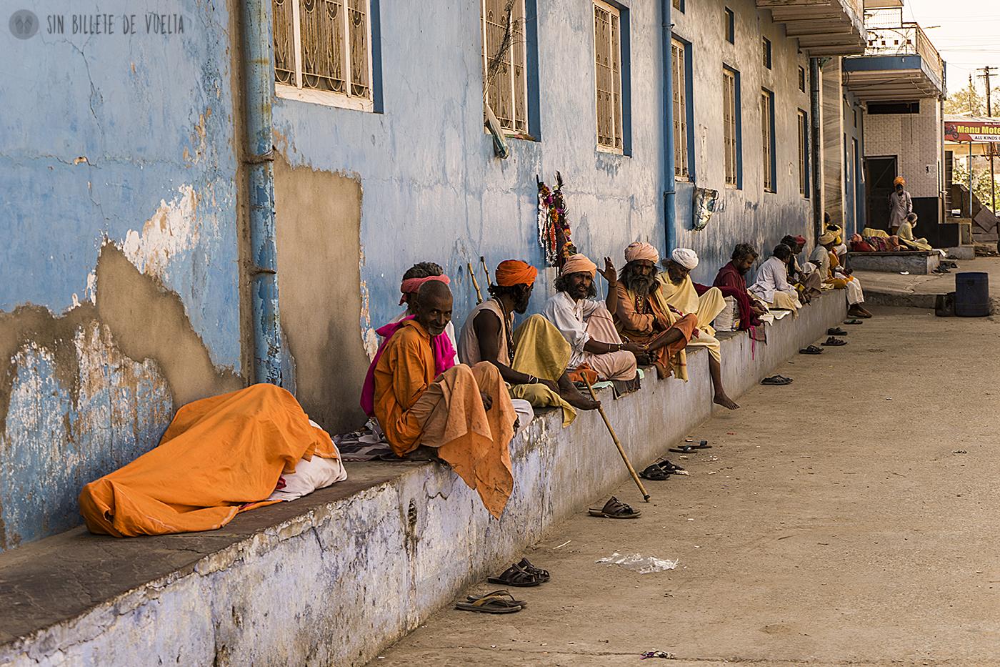 #Día 7 - Vagabundos en Pushkar