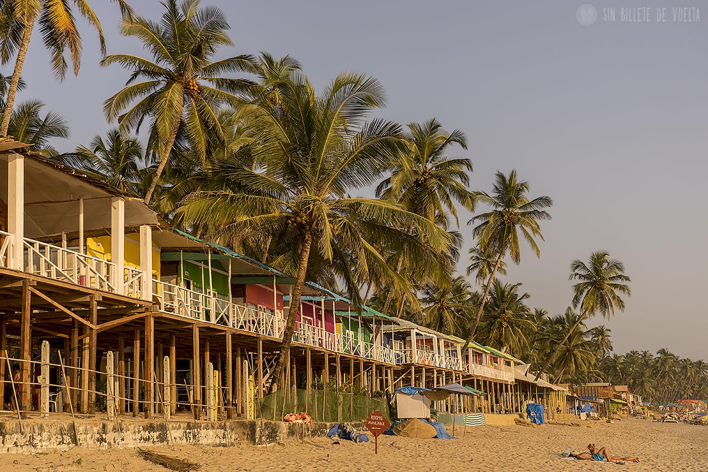 #Día 16 - Playa de Palolem