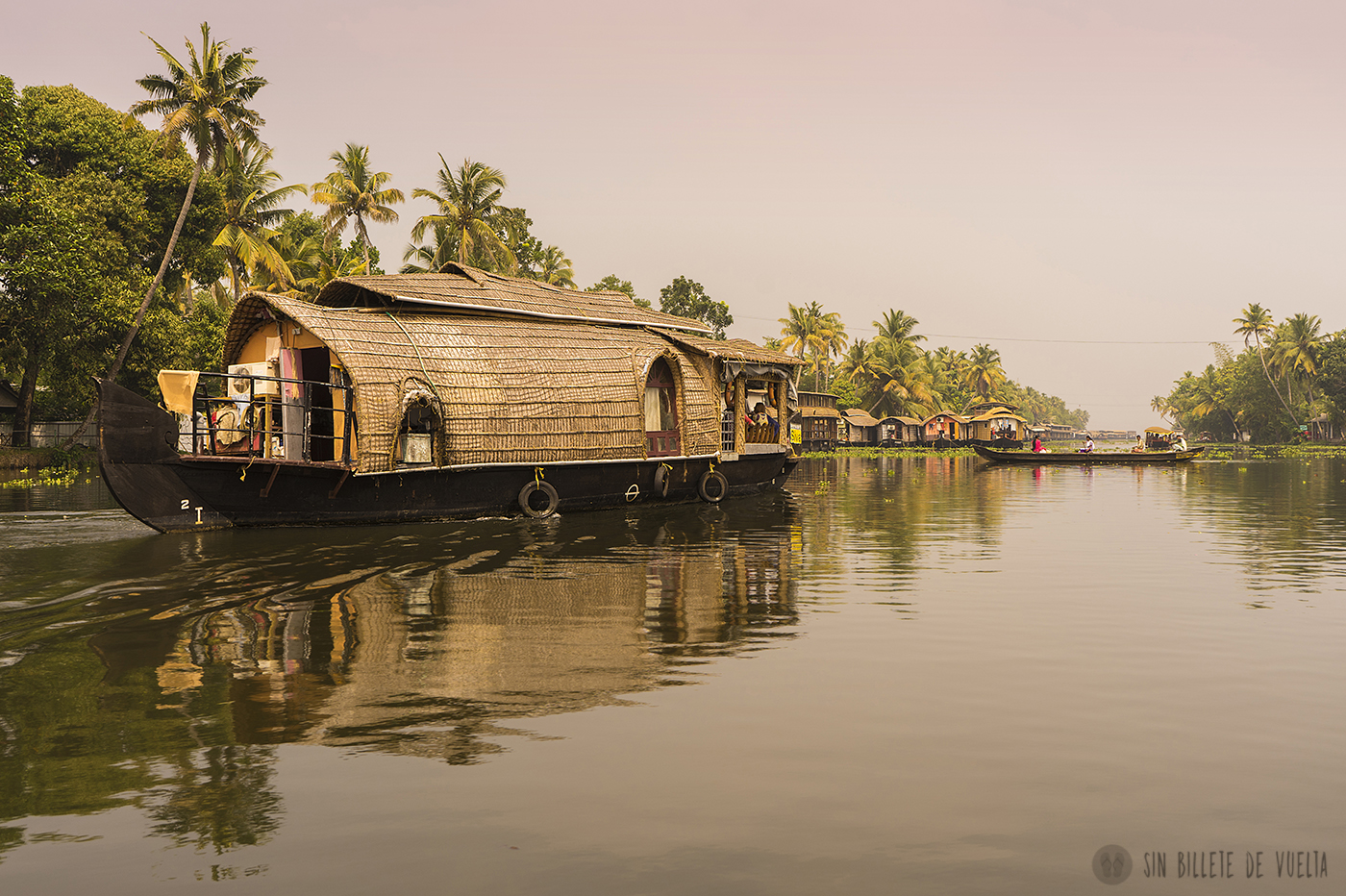 #Día 27 - Backwaters de Kerala