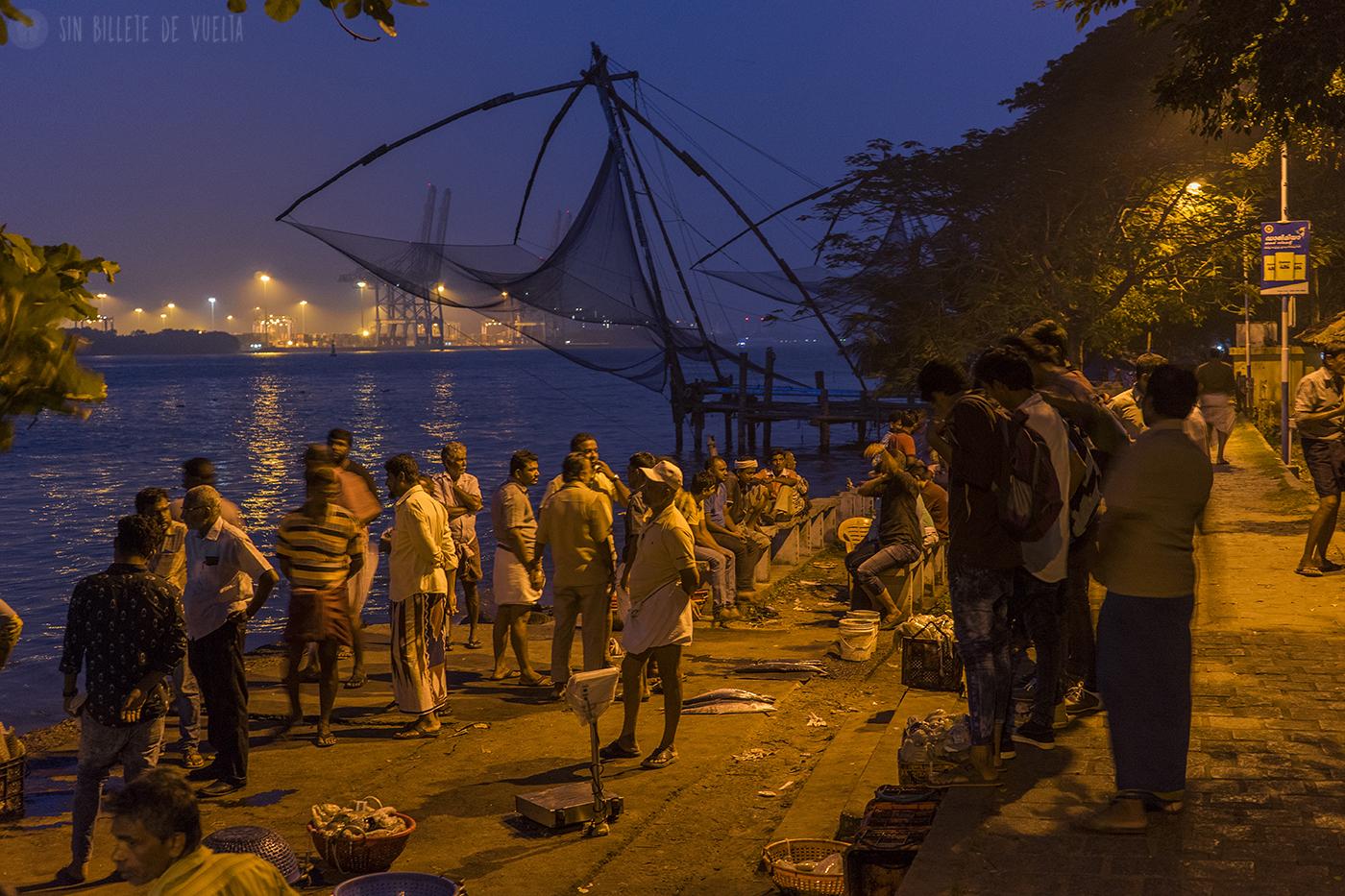 #Día 29 - Lonja de Cochin