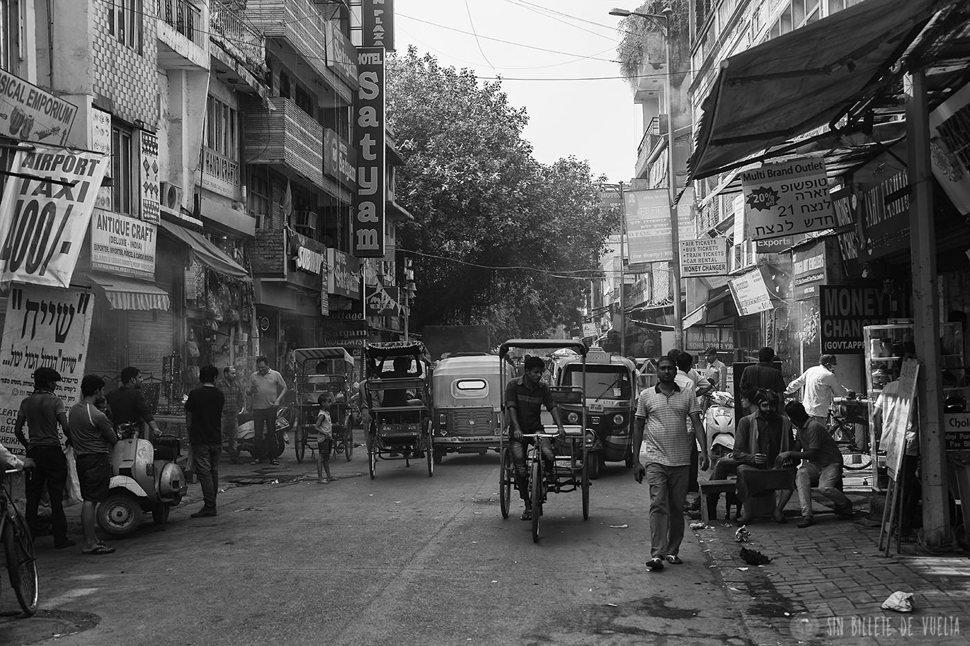 #Día 3 - Calles Old Delhi