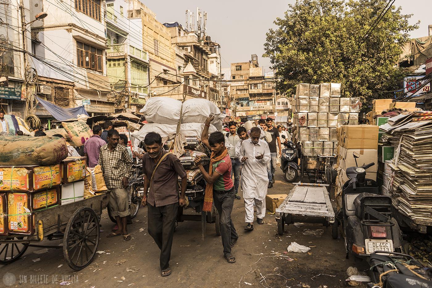 #Día 2 - Mercado de las especias