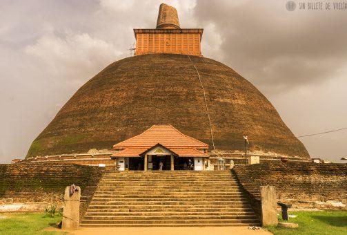 Ruta por el norte de Sri Lanka: Ciudades antiguas y triángulo cultural