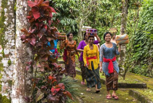 ¿A qué va uno a Bali?