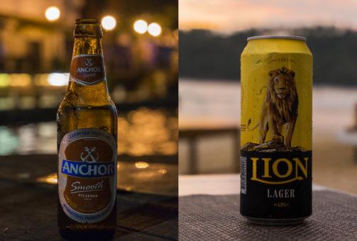 Cerveceando por Asia