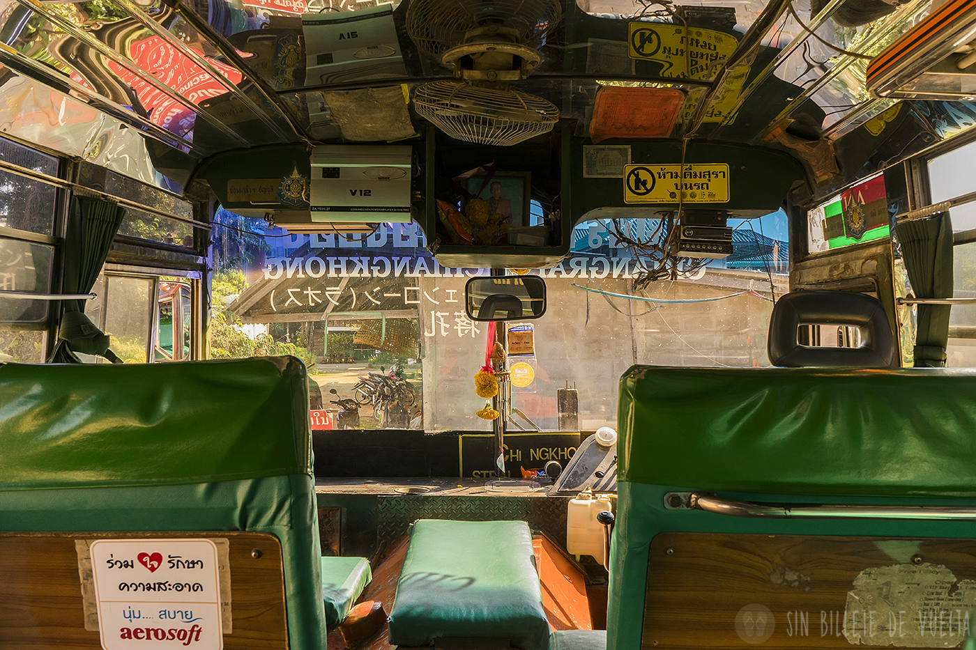 camino bus tailandia
