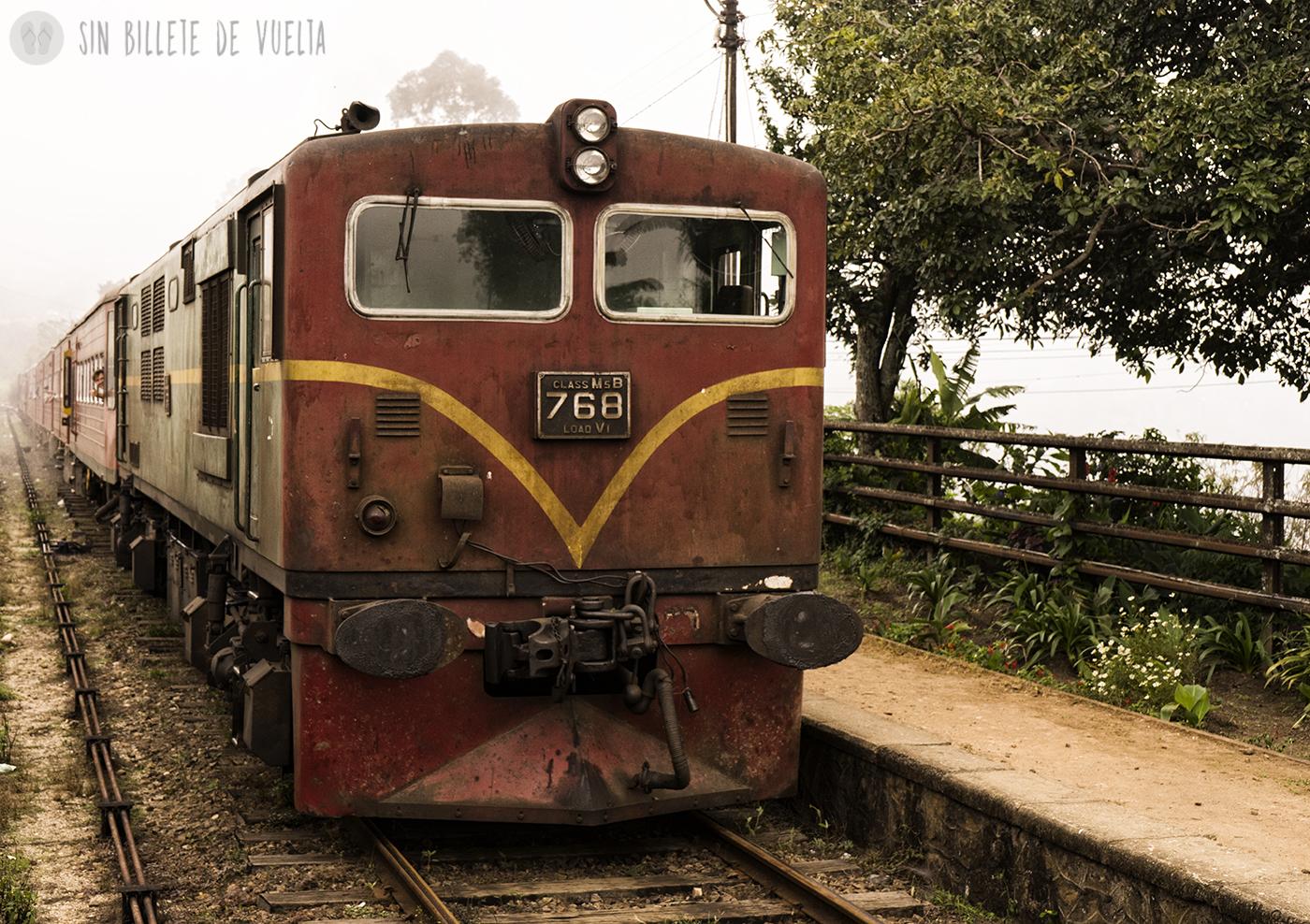 camino tren sri lanka