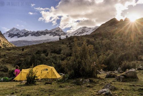Al Perú se va a caminar