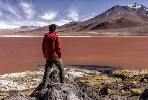 Uyuni, un desierto diferente