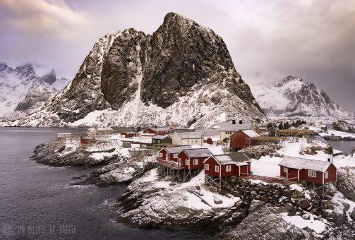 Islas Lofoten en autocarvana y pleno invierno