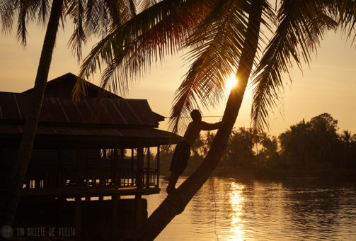 6 razones para viajar a Laos