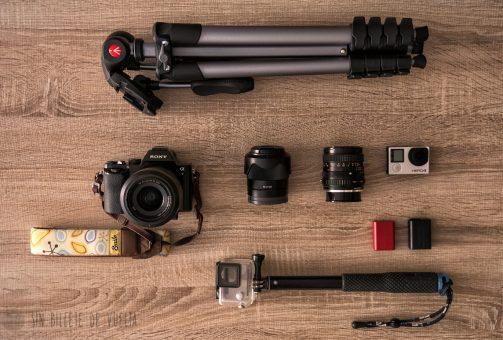 ¿Cuál es el mejor equipo de fotografía para viajar?